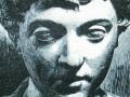 Marcus Aurelius » Woodcut, 2006